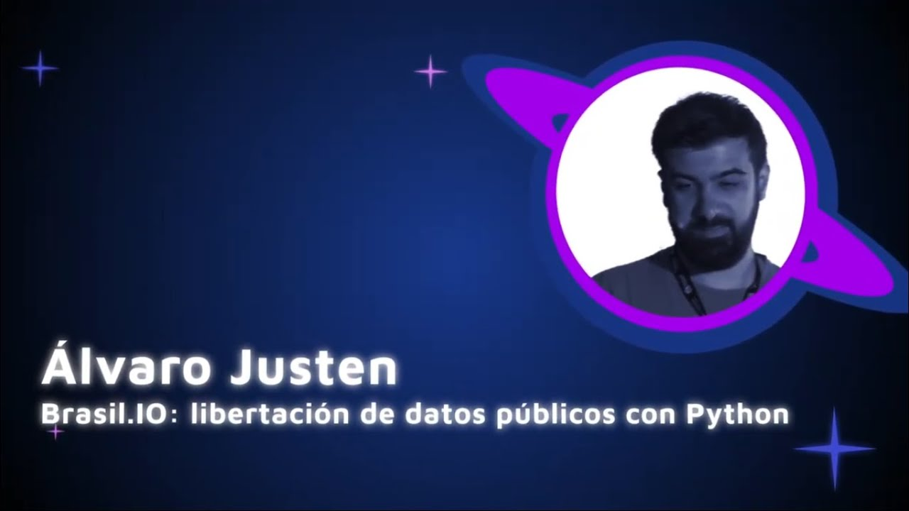 Image from Álvaro Justen - Brasil.IO: liberation of public data with Python - PyCon Colombia 2019