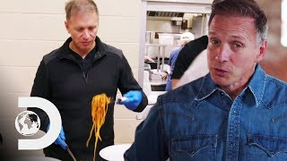Billionaire Volunteers At Soup Kitchen While Trying To Live On $100 | Undercover Billionaire