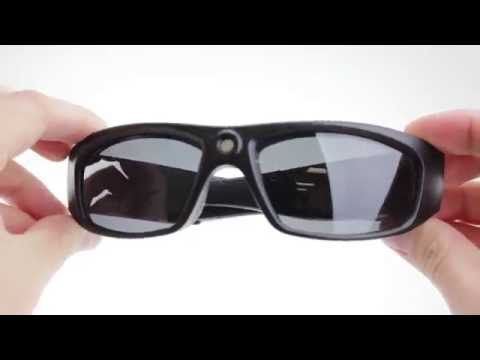 dff06b0e699 RecorderGear™ X200S 1080P Camera Glasses Sport Recording Eyewear - Overview