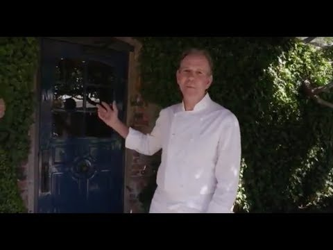 A LIVE Tour of The French Laundry with Chef Thomas Keller