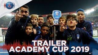 READY FOR THE PARIS SAINT-GERMAIN ACADEMY CUP 2019 ?