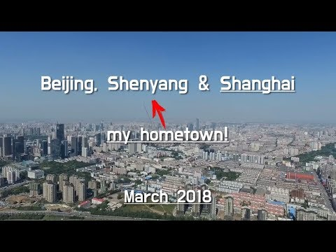  005  CHINA: Beijing, Shanghai, Shenyang (March 2018)