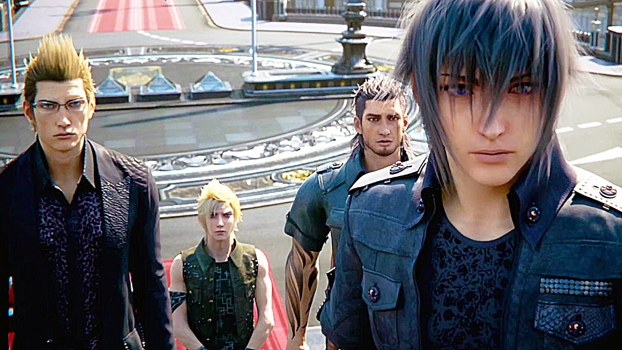 Final Fantasy XV Pelicula Completa Full Movie