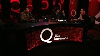 Canada Reads 2014: Wab Kinew and Joseph Boyden on The Orenda