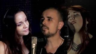FAUN-Diese Kalte Nacht-(Cover by Alina Lesnik feat. Logan Epic Canto |HD Video|)