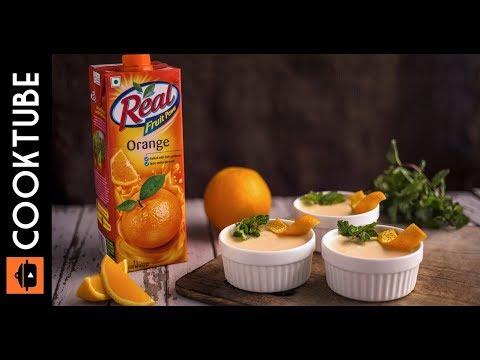 Easy Orange Pudding Recipe | Quick & Delicious Dessert Recipes