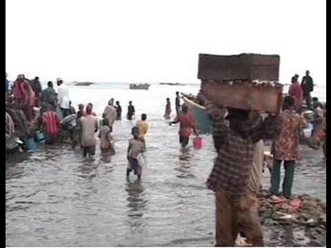 Protection of fish spawning areas on Lake Tanganyika in Burundi