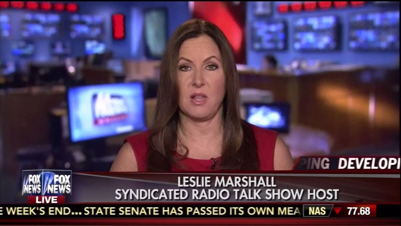 Watch Leslie Marshall (journalist) video