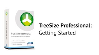 TreeSize Professional - Getting Started