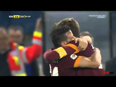Daniele De Rossi All 2 Goals