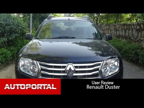 Renault Duster User Review - 'stylish SUV' - Auto Portal