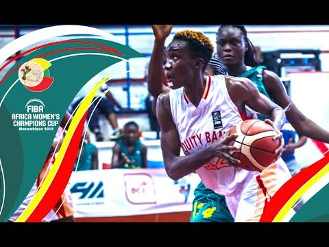 Equity Bank v V-Club - Full Game - FIBA Africa Women's Champions Cup 2018