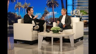 Bill Hader Answers Ellen's 'Bowl of Interesting Questions'