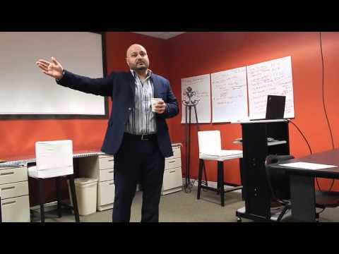 Cold Calling Made Sexy Part 2 by David Martiroso of DNA Realty Group