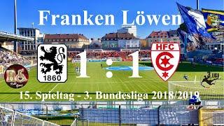 TSV 1860 - Hallescher FC  Phillipp  Steinhart gelang per Elfmeter der Ausgleich