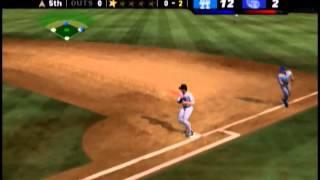 Colorado Rockies @ L.A. Dodgers - MLB Slugfest: Loaded (Xbox)