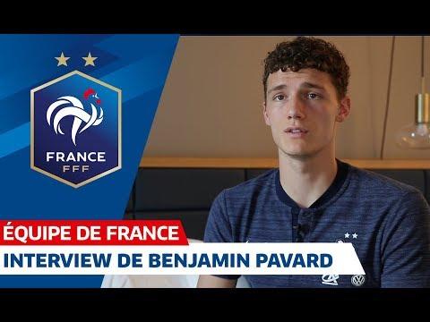 Benjamin Pavard avant Turquie-France, Equipe de France I FFF 2019