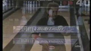 Pete Weber Leaves the 5-7-10 Split