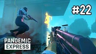 Pandemic Express Zombie Escape[Thai] #22 ซอมบี้ระเบิดควัน