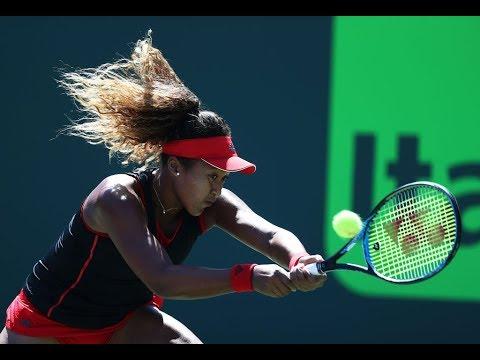 2018 Charleston Third Round | Julia Goerges vs. Naomi Osaka | WTA Highlights