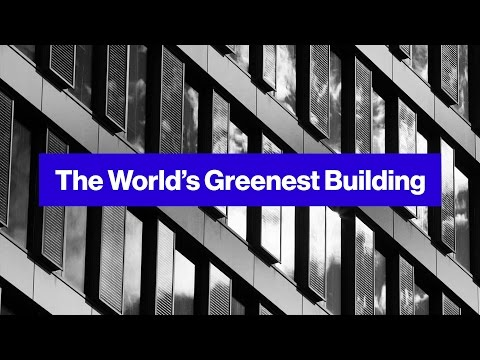 World's Greenest Office Building Is Dutch: The Edge