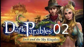Dark Parables Jack und das Königreich der Lüfte//PART 2// Endlich im Schloss