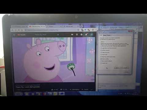 George Pig Has BSOD