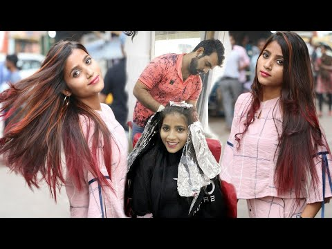 Annu Singh Vlog4 Girls New Hairstyle Look Video Annu Singh New