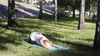 Йога для беременных - Триместр 3 - Урок 1