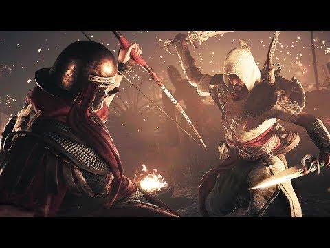 Assassin S Creed Origins Kill Cat