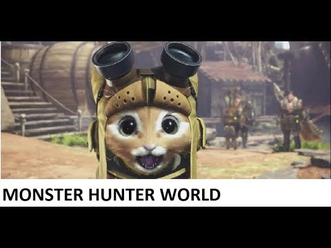Monster Hunter World Let's Play: Ep 43 (Ancient Forest Expedition : Rathalos)