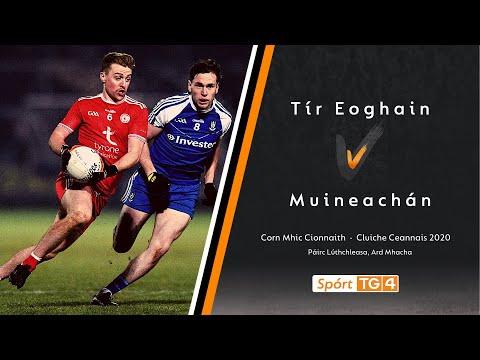 GAA BEO  Muineachán V Tír Eoghain  TG4
