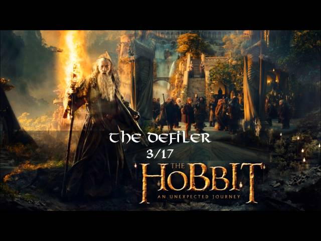 03. The Defiler 2.CD - The Hobbit: an Unexpected Journey