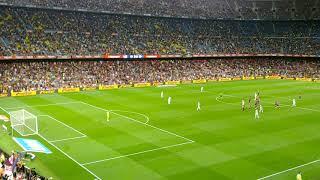 18-19 프리메라리가 FC바르셀로나 vs 데포르티보 …