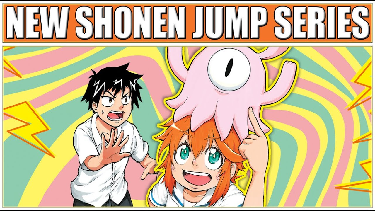 Magu-Chan: God Of Destruction  - New Shonen Jump Manga ( First Thoughts / Impressions / Chapter 1 )