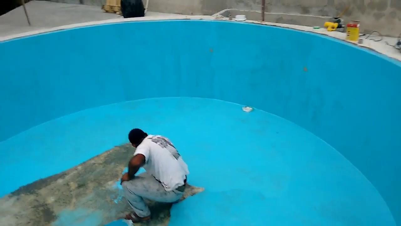 Como tira vazamentos de piscinas de azulejos e alvenaria transformando equipe mmpiscinas rj - Toboganes para piscinas baratos ...