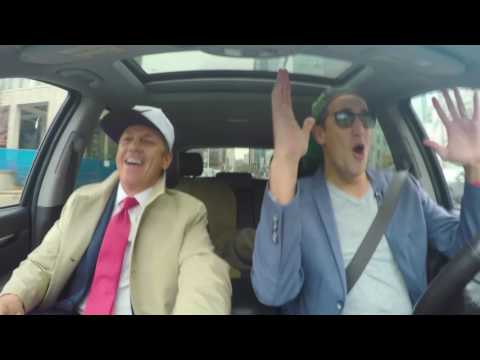 OBAA - The Ontario Business Achievement Awards - Carpool Karaoke HD