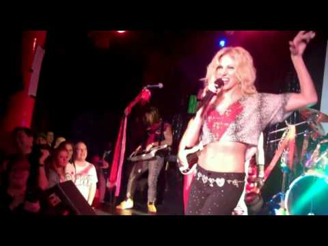 Debbie Gibson Live at The Canal Room 2011