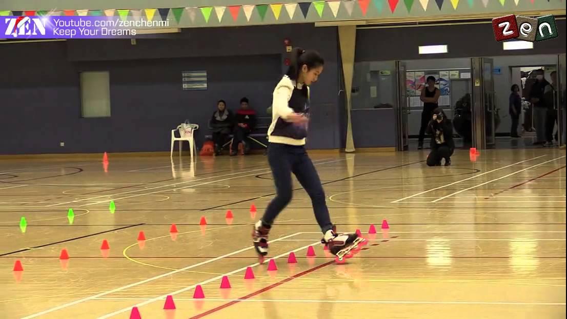sui fei qian hongkong sar china youth roller skating invitation