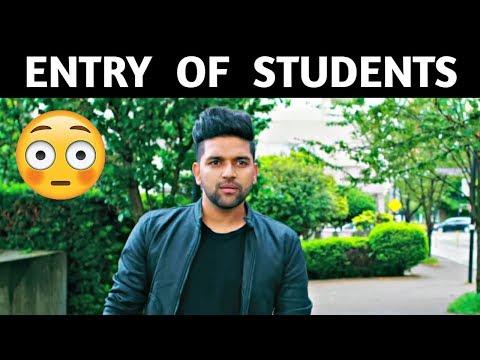 Teacher VS Students Random Situations On Bollywood Style - Bollywood Song Vine