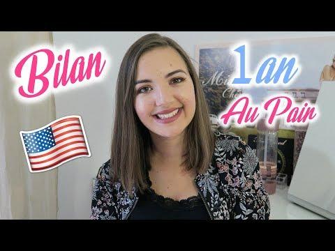 Bilan 1 an AU PAIR aux USA
