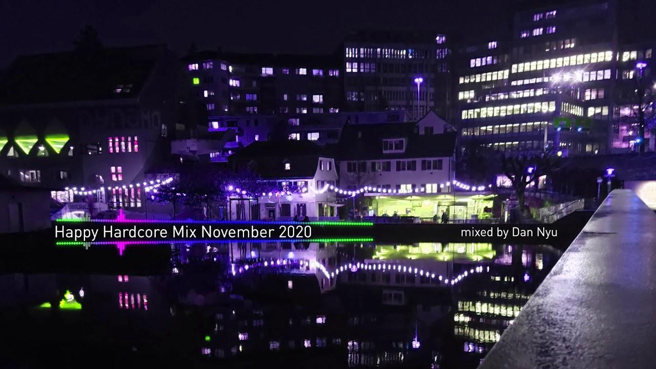 Happy Hardcore Mix November 2020 (Best UK Hardcore, Happy Hardcore) by Dan Nyu
