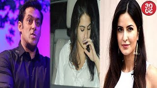 Sara Ali Khan Irks Salman Khan & Why? | Salman's Special 'Tubelight' Screening For Katrina
