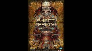 Dr.Strange (Brahma,Spain) ૐTwilight Mixૐ @ Shanti Party Vol. 1 /26-09-19/