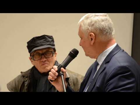Ambassador Alexander Orlov opens exhibition of Mikhail Shemyakin in Paris