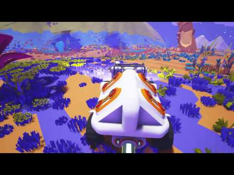 Astroneer - Lets Play - Part 7 - Setting Up A Second Base
