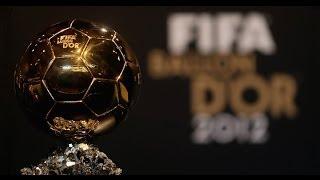 Ballon D'or на канале Футбол 1