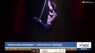 Habitación Escondida A (2019). Compañía Dospuntos Circo / Nota Canal Capital