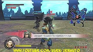 sengoku basara 3 戦国basara3 hd samurai heroes extreme 2 tokugawa ieyasu vs anegakoji p24