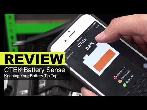 CTEK Battery Sense Review